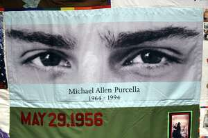 AIDS memorial quilt on display in Albany - Photo