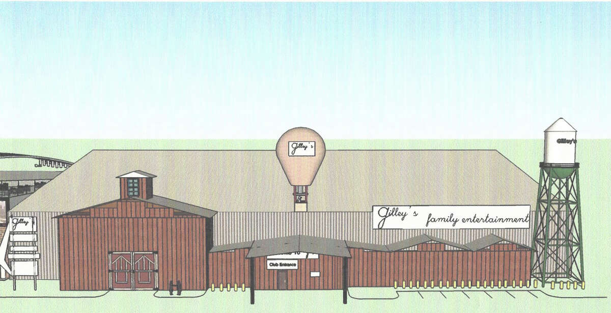A new Gilley's saloon would be the headlining tenant of a proposed La Porte Town Center located off Highway 146. The sports and entertainment district is adjacent to the Bay Forest Golf Club and also include eight restaurants, retail space, office space, 15 townhomes and a 114-room hotel.