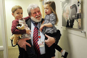 St. Vincent's names wellness center room after beloved doctor - Photo