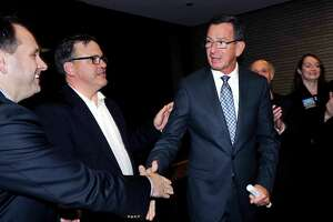 Malloy makes Greenwich appearance on Wednesday - Photo