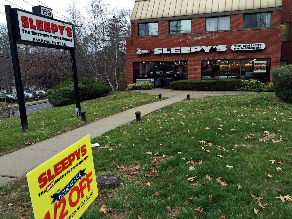 Mattress Firm Holding (Nasdaq: MFRM) announced on November 30, 2015 a $780 million acquisition of Sleepy's, giving the Houston-based company a major presence in the Northeast including Southwest Connecticut where Sleepy's has more than 20 locations including this one at 159 West Putnam Avenue in Greenwich.