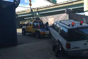 Tow fees waived on impounded cars for S.F. victims of auto theft - Photo
