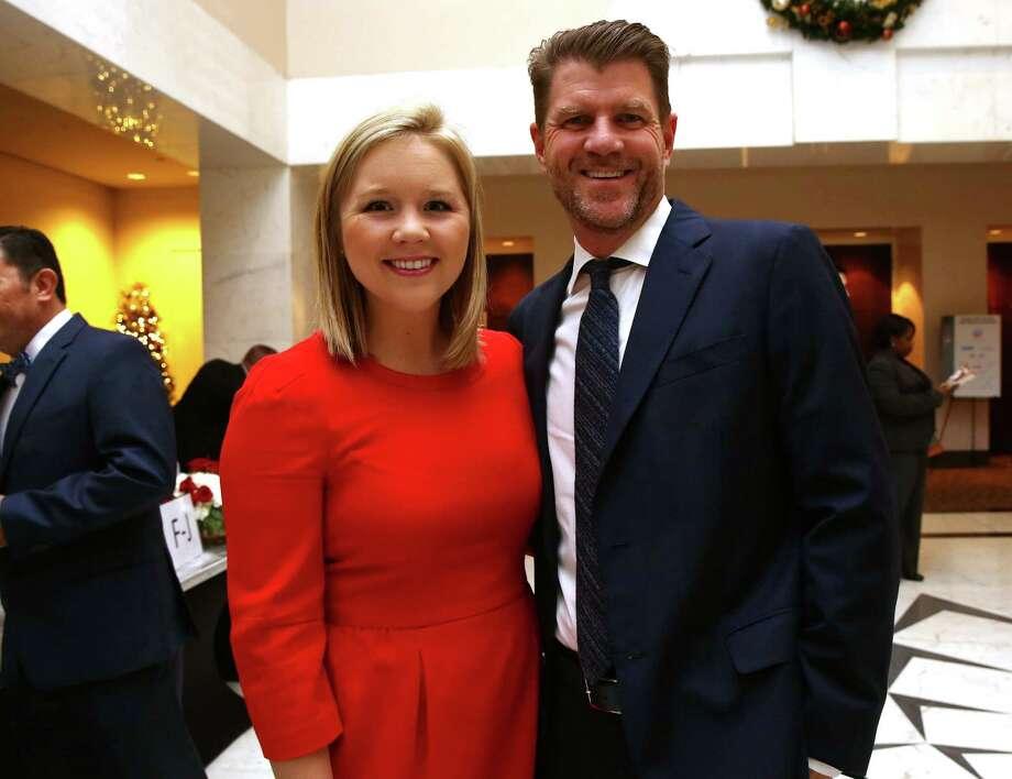 Bill and Ginger Baldwin Photo: Elizabeth Conley, Houston Chronicle / © 2015 Houston Chronicle