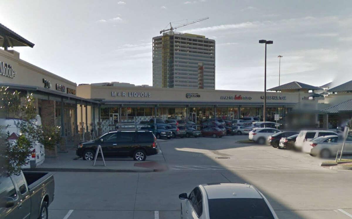 M&R Liquors XI 10927 Louetta Road Suite 190 Houston, Texas, 77070 Violation:Illegal sampling/tasting event