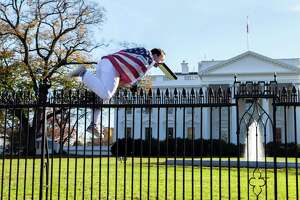 Stamford White House fence jumper glad to be home - Photo