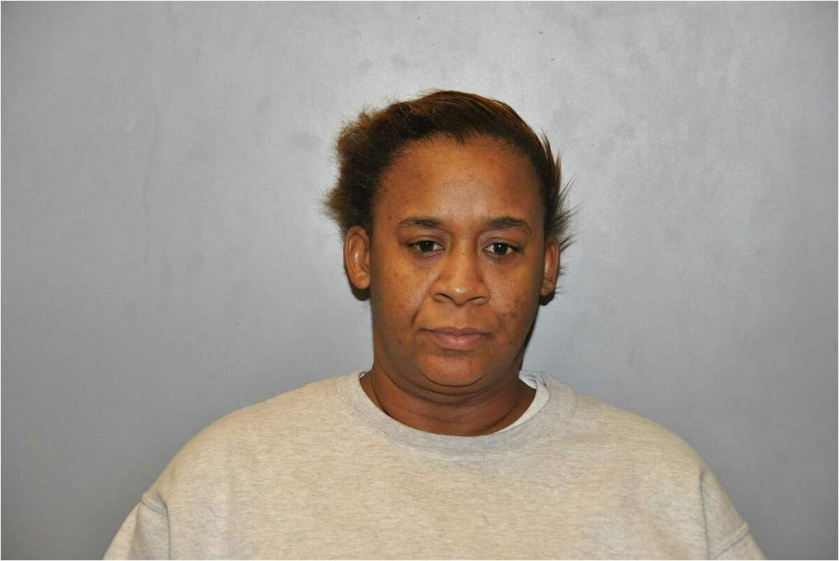 Philliann Barnett, 37, of Bridgeport, was charged Tuesday with stealing $26,000 from an 81-year-old Stamford woman suffering Alzheimer's while working as a home health aide.