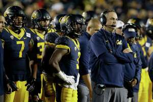 Cal?s Sonny Dykes interviewing with Missouri - Photo