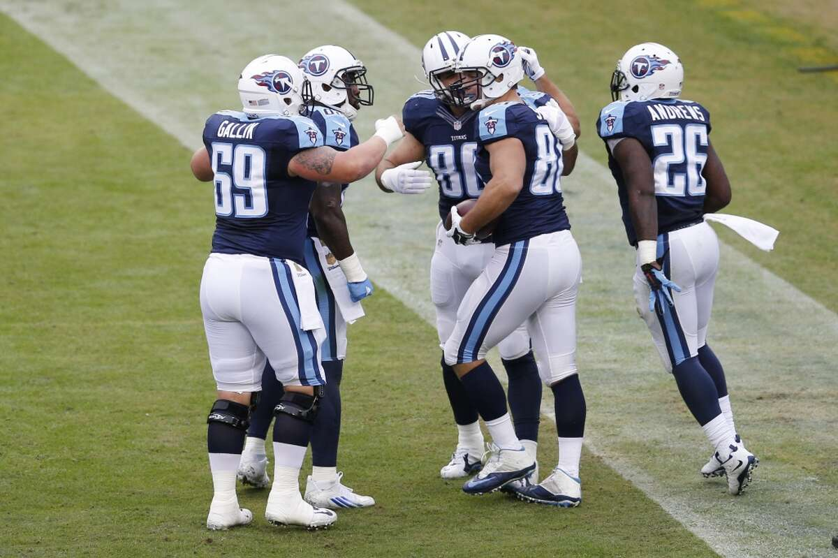 31. Tennessee (2-9) Last week: (31) Dating back to last season, the Titans have lost 11 consecutive games at home. They can make it 12 against Jacksonville.