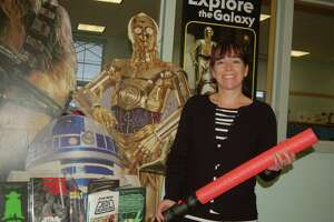 The Force is with Greenwich Library's Star Wars events - Photo