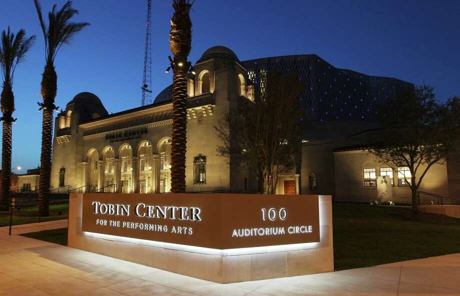 Initiatives such as the Tobin Center for the Performing Arts are an important part of the city's overall economic development plan, says Felix Padrón, director of the Department for Culture & Creative Development. Photo: Express-News File Photo / ©2014 San Antonio Express-News