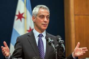 Chicago mayor fires police superintendent - Photo