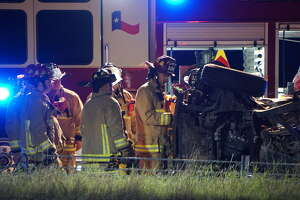 Two dead in collision on U.S. 281 - Photo