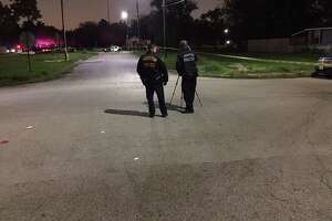 Victim shot in the head in SE Houston - Photo