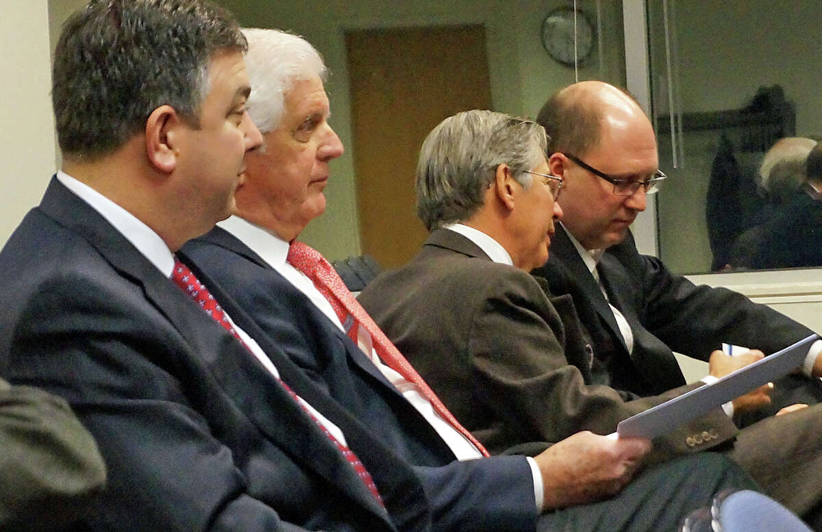 Members of the Penfield Building Committee were in attendance at Tuesday's Board of Finance meeting, where their request for an additional $1.4 million in funding was approved.