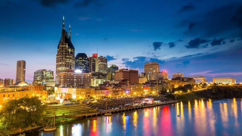 9. NASHVILLE Needed to live comfortably - $70,150 Median household income - $47,621 Deficit - $22,529