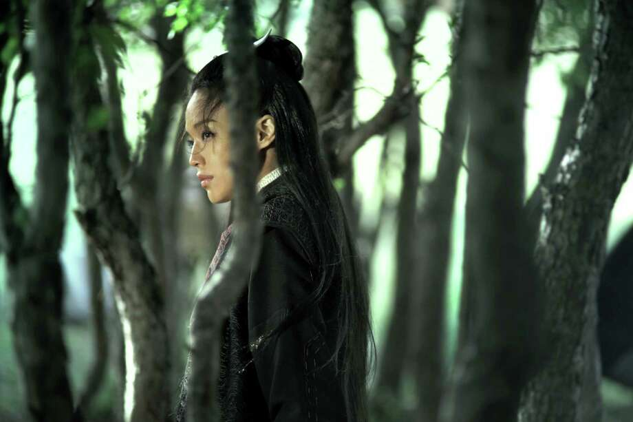 "Shu Qi in Hou Hsiao-hsien's  ""The Assassin."" Photo: Well Go USA"