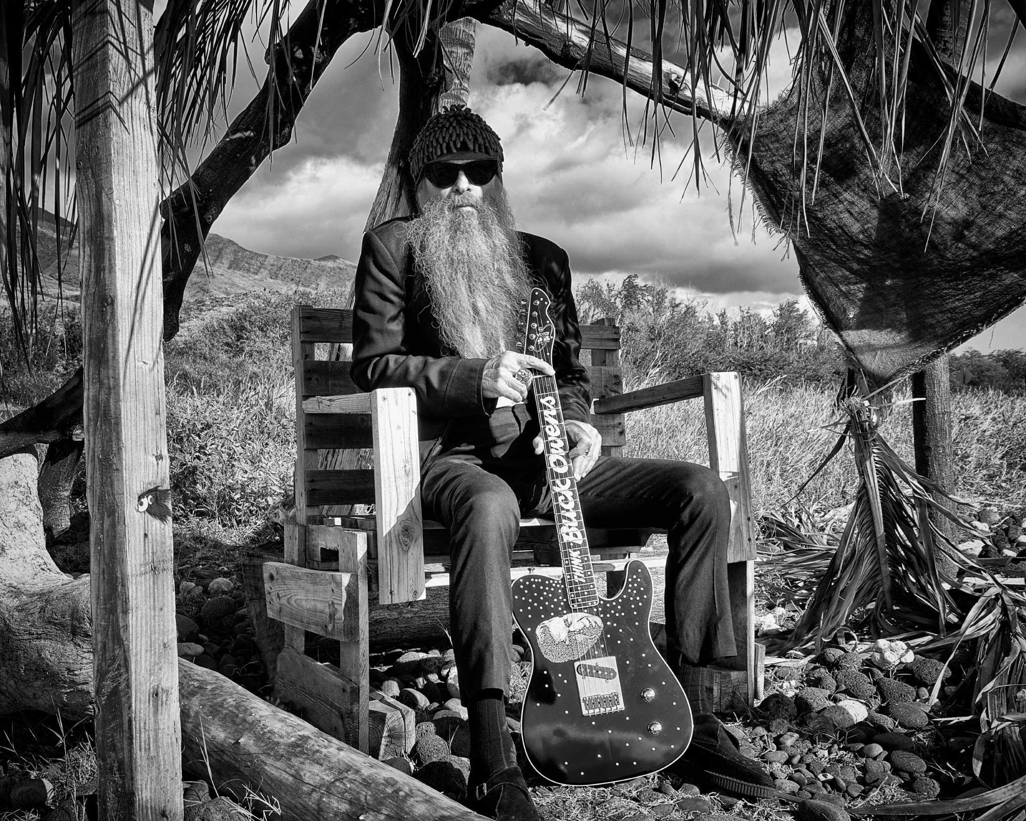Blues Rock Guitarist Billy Gibbons Samples Latin Flavor