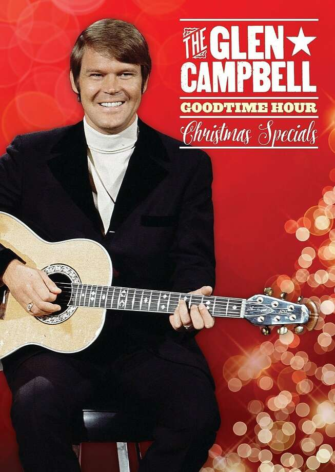 Glen Campbell Goodtime Hour Christmas Specials Photo: Shout! Factory