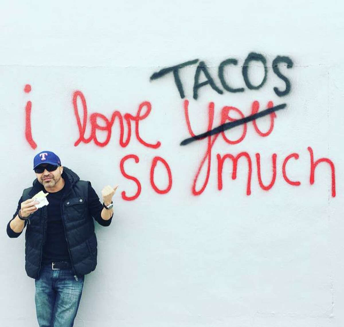 San Antonio has rebranded an iconic Austin landmark with an Alamo City twist to let everyone know when it comes to debating which city loves tacos more, there's no comparison.