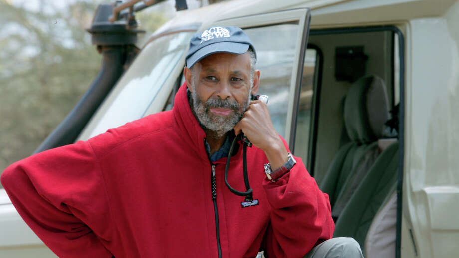 """Harry Radliffe II, the first African-American bureau chief at CBS News and a producer for """"60 Minutes,"""" Tuesday at his home in Stamford. Photo: Contributed / Contributed / Stamford Advocate Contributed"""