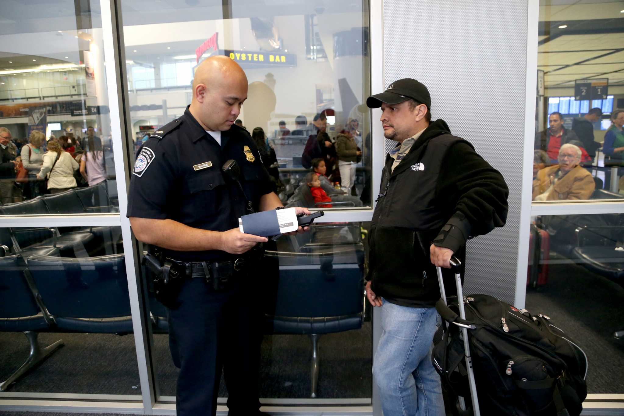 Long Delayed Exit Screening Gets Field Test At Iah