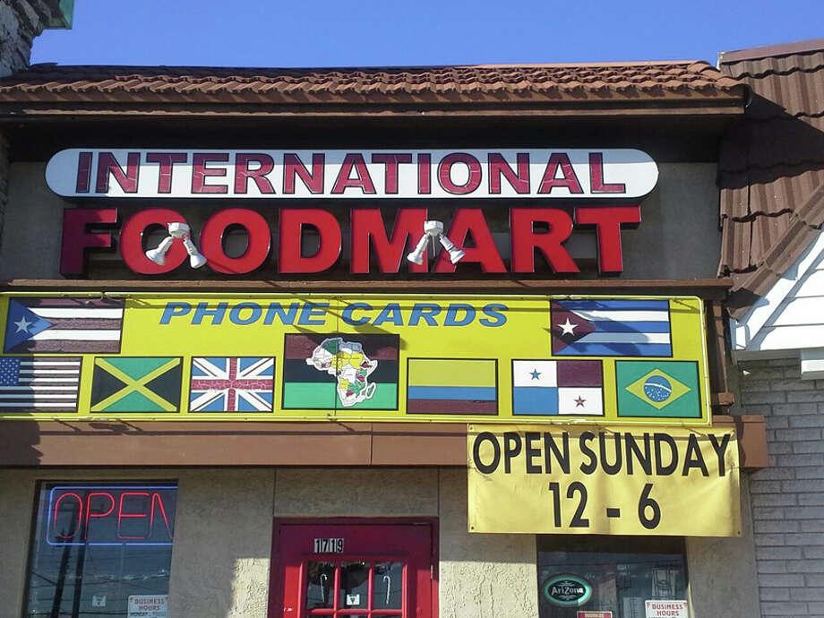 The International Food Mart.   International Food Mart  1719 Babcock Rd., San Antonio, TX 78229 • (210) 524-9001 Photo: Photos Courtesy Of International Food Mart.