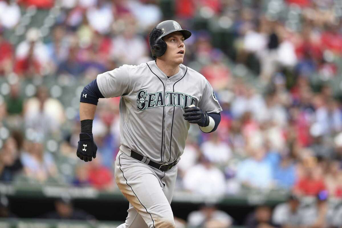 Trade: Shortstop Brad Miller, reliever Danny Farquhar and first baseman Logan Morrison (above) to Tampa Bay for center fielder Boog Powell, right-hander Nate Karns and southpaw C.J. Riefenhauser (Nov. 5, 2015).