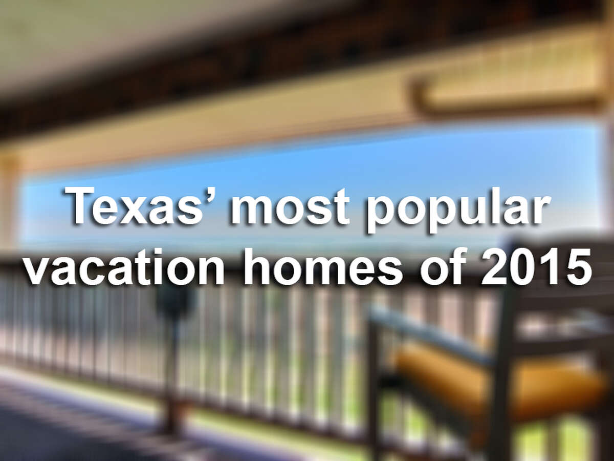 The state's top rentals incorporate both luxury and open concepts. Even better, a lot of these homes have a cheap price tag.Keep clicking the view Texas' most popular vacation homes.