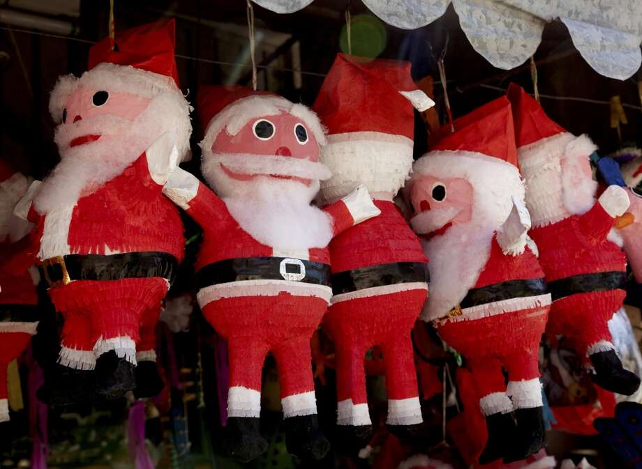 Hispanic Christmas Traditions Explained:No Santa:Contrary to the classic American tradition,  Santa Claus is not highly revered in Latin American countries. However the message of Santa Claus is sometimes pontificated by Papá Noel, Viejito Pascuero, and San Nicolás depending on who you celebrate the holidays with. Photo: Dennis Walton, Getty Images/Lonely Planet Images