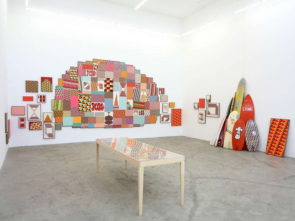 Barry McGee works at Ratio 3 gallery, through Dec. 19.