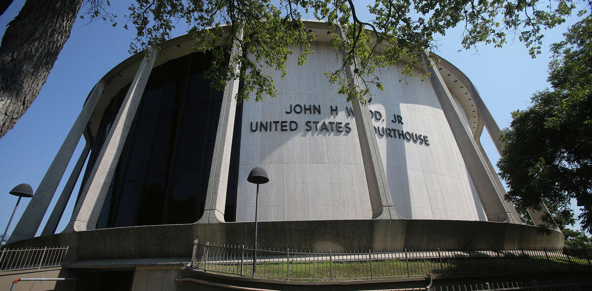 The John H. Wood, Jr. Federal Courthouse at 655 E. Cesar Chavez was built to serve as the Confluence Theatre for HemisFair '68. The courthouse as it is currently built, causes numerous problems for judges, jurors, prosecutors and the Marshal's office. Drinking fountains test positive for high levels of lead and bacteria, asbestos and mold have been found by the air condtioning system and animals have found ways to enter the building.
