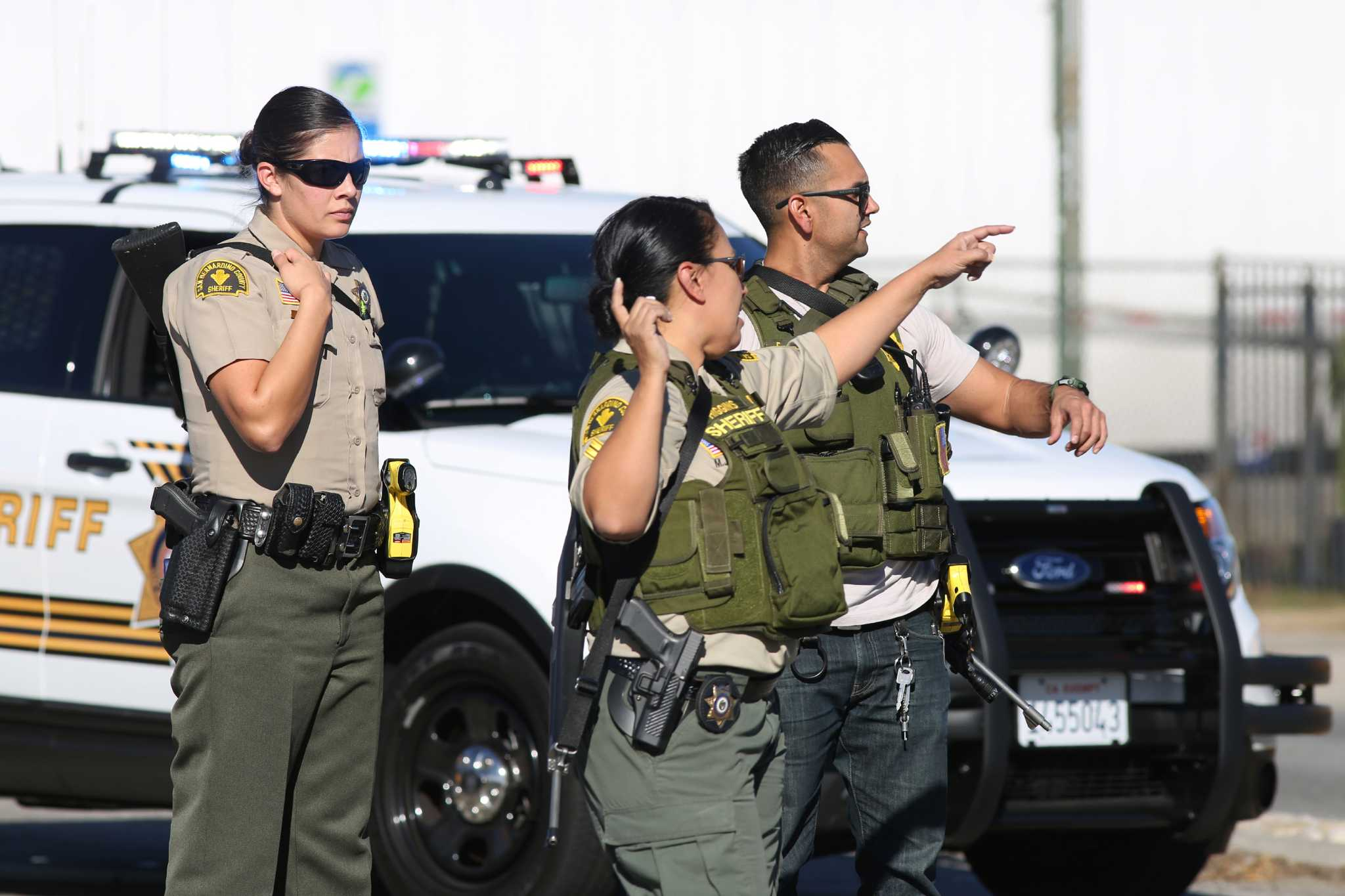 Gay shooting in california