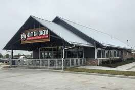 Slim Chickens recently opened at 2320 Mercantile Parkway in Katy. It is the chain's first restaurant in the Houston region.