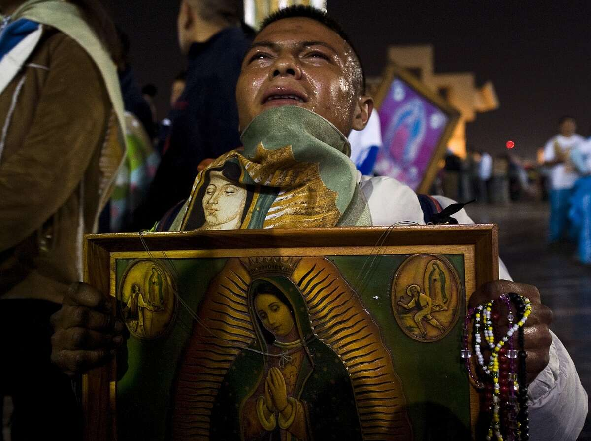 48. The apparition that came to Juan Diego in 1531 said she was the Mother of God, according to legend.