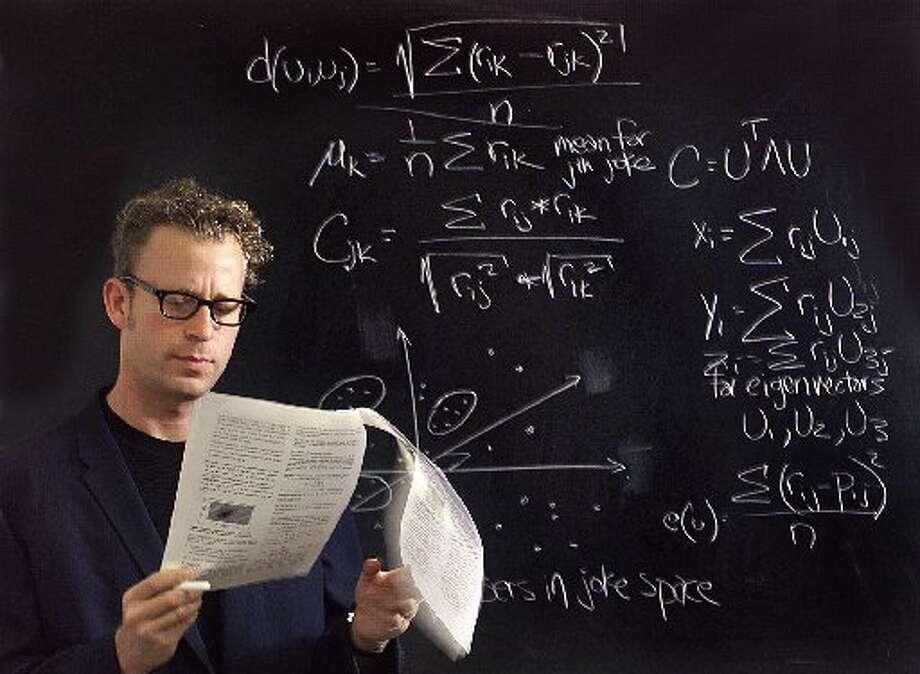 Ken Goldberg of UC Berkeley