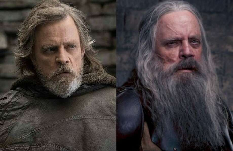 Yes, Mark Hamill Is Aware of the Connection Between History's 'Knightfall' and 'Star Wars'