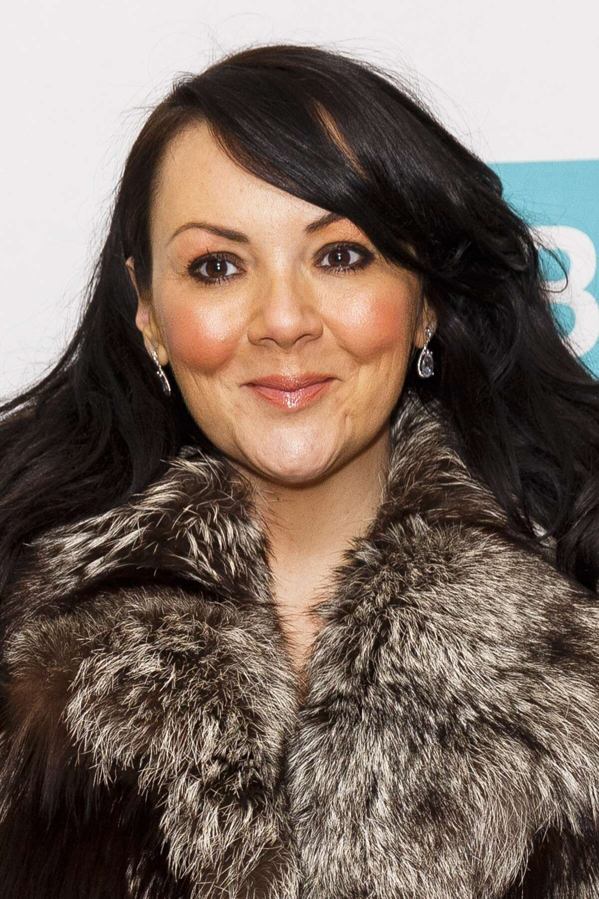 Martine McCutcheon played the Prime Minister's assistant-turned-love-interest Natalie.