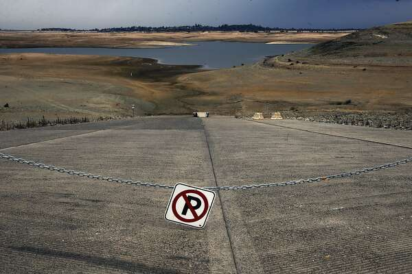 Thanks El Niño! 44-foot rise of Folsom Lake offers hope for