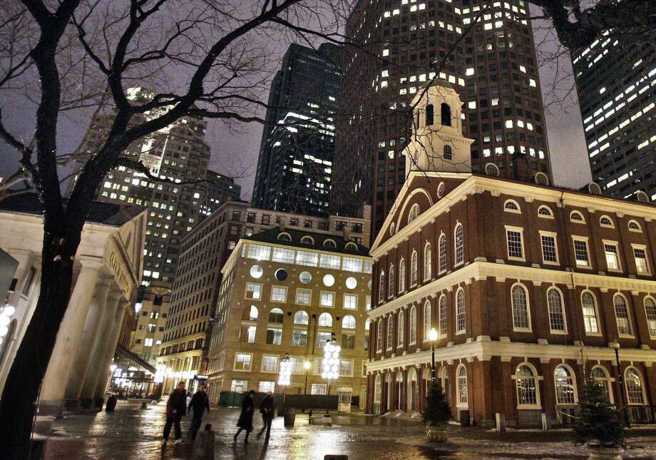 23. BostonTotal score: 56.35Affordability rank: 61Economy rank: 24Education rank: 16 Photo: Michael Dwyer / AP