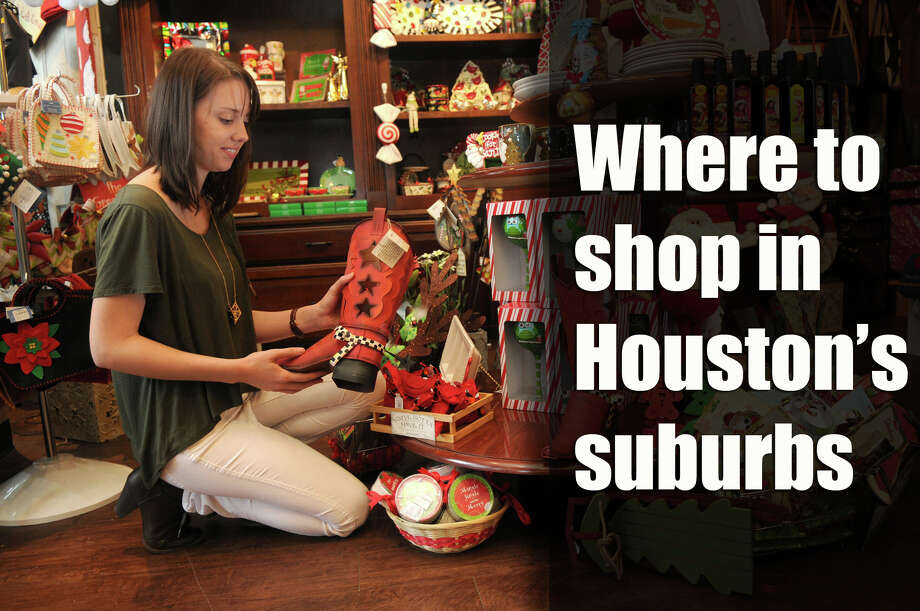 Check out some of the coolest places to shop outside Houston's Beltway.