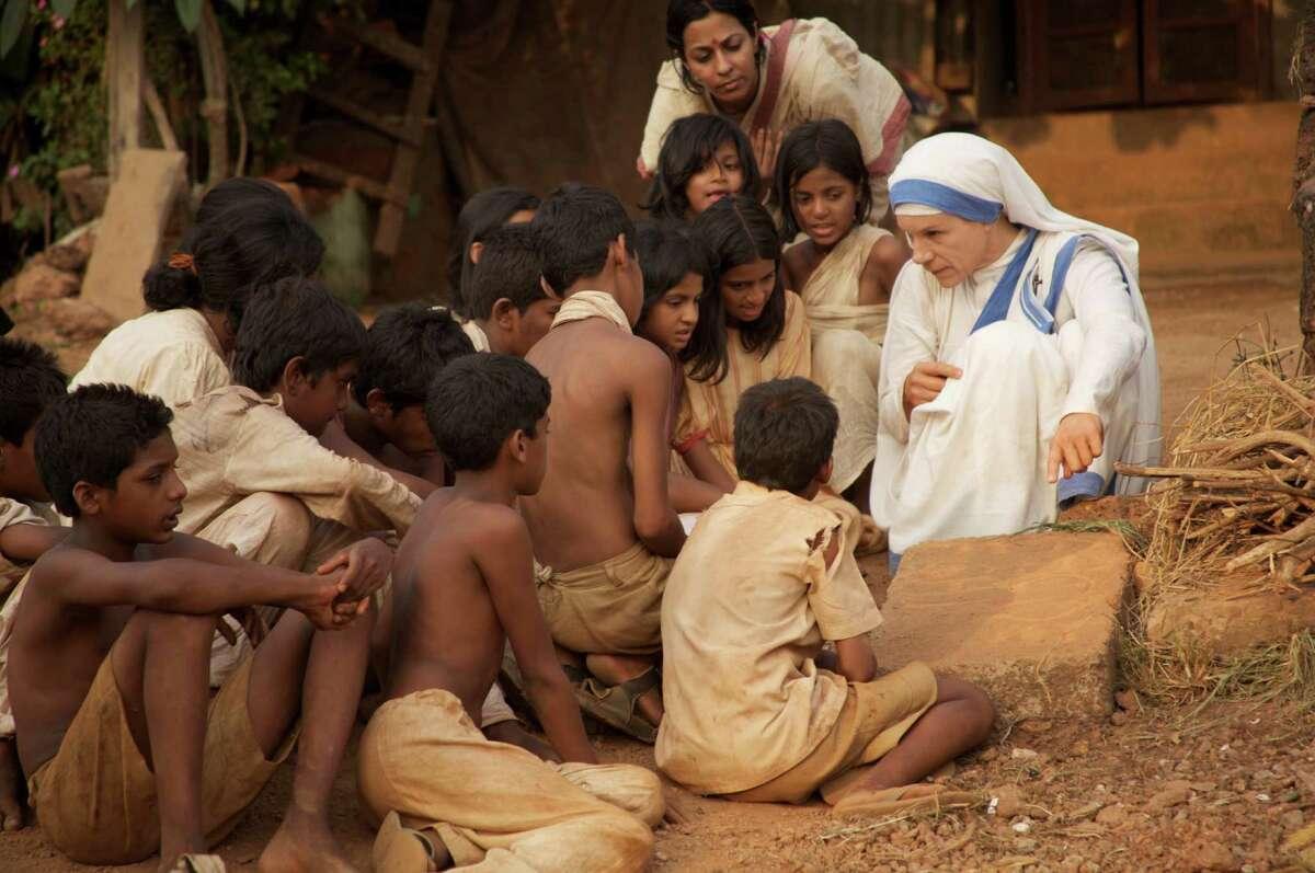"""Juliet Stevenson stars as Mother Teresa in """"The Letters."""""""