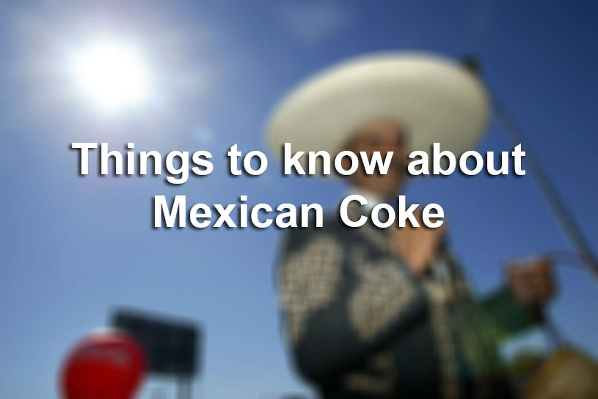 Learn how the formula for the soda is different in Mexico and other facts.