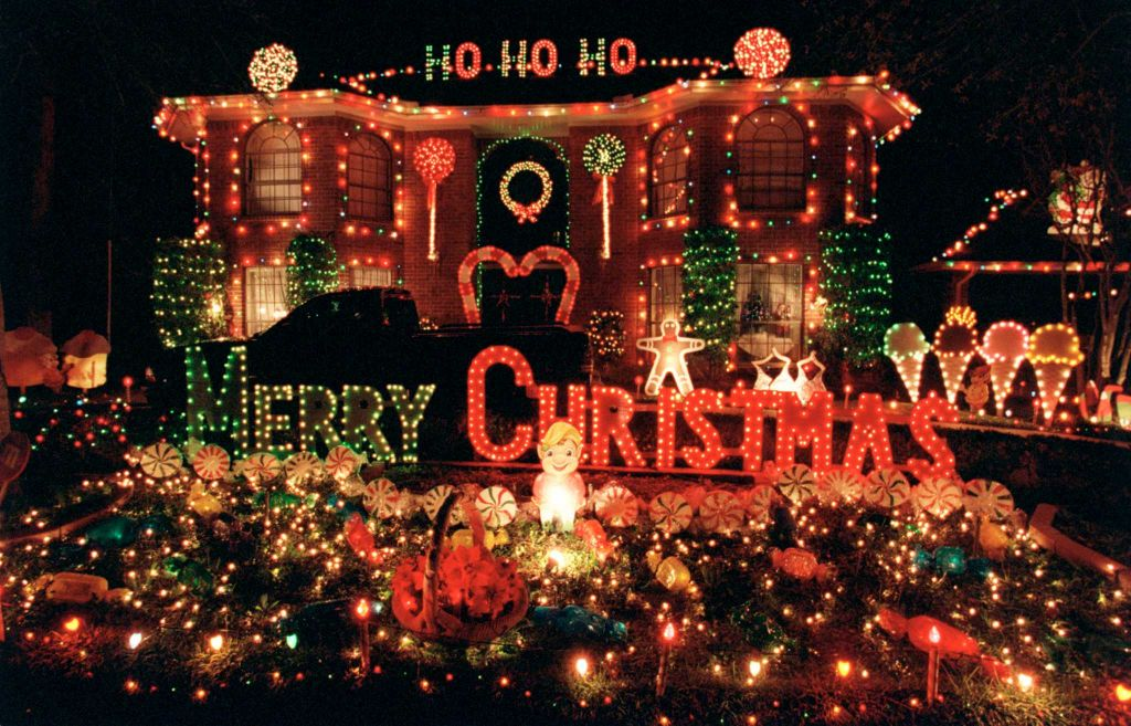 Houston's best holiday light displays - Houston Chronicle