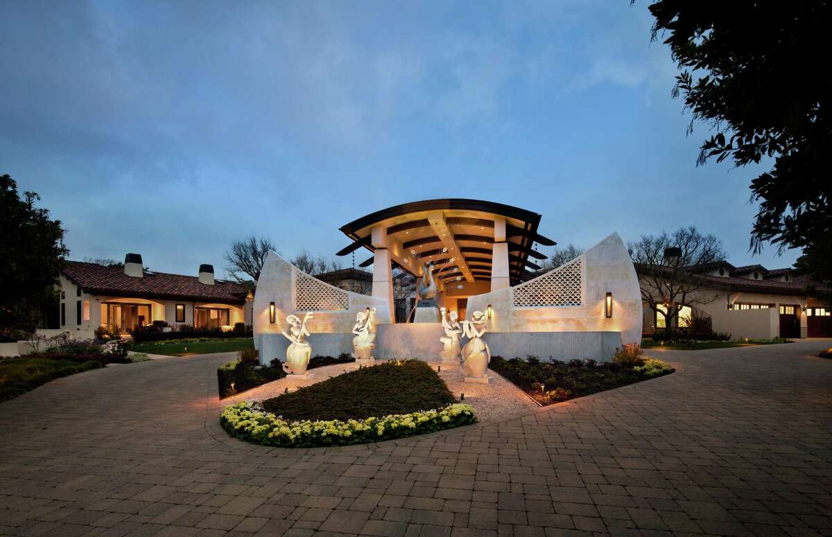 The Los Altos Hills estate of tech entrepreneur Kumar Malavalli is one of the most expensive properties to ever be publicly listed in the Silicon Valley. The eight-acre estate went on the market in November 2015 for $88 million and includes a five-bedroom main house, a bell tower and swimming pool with a retractable roof.