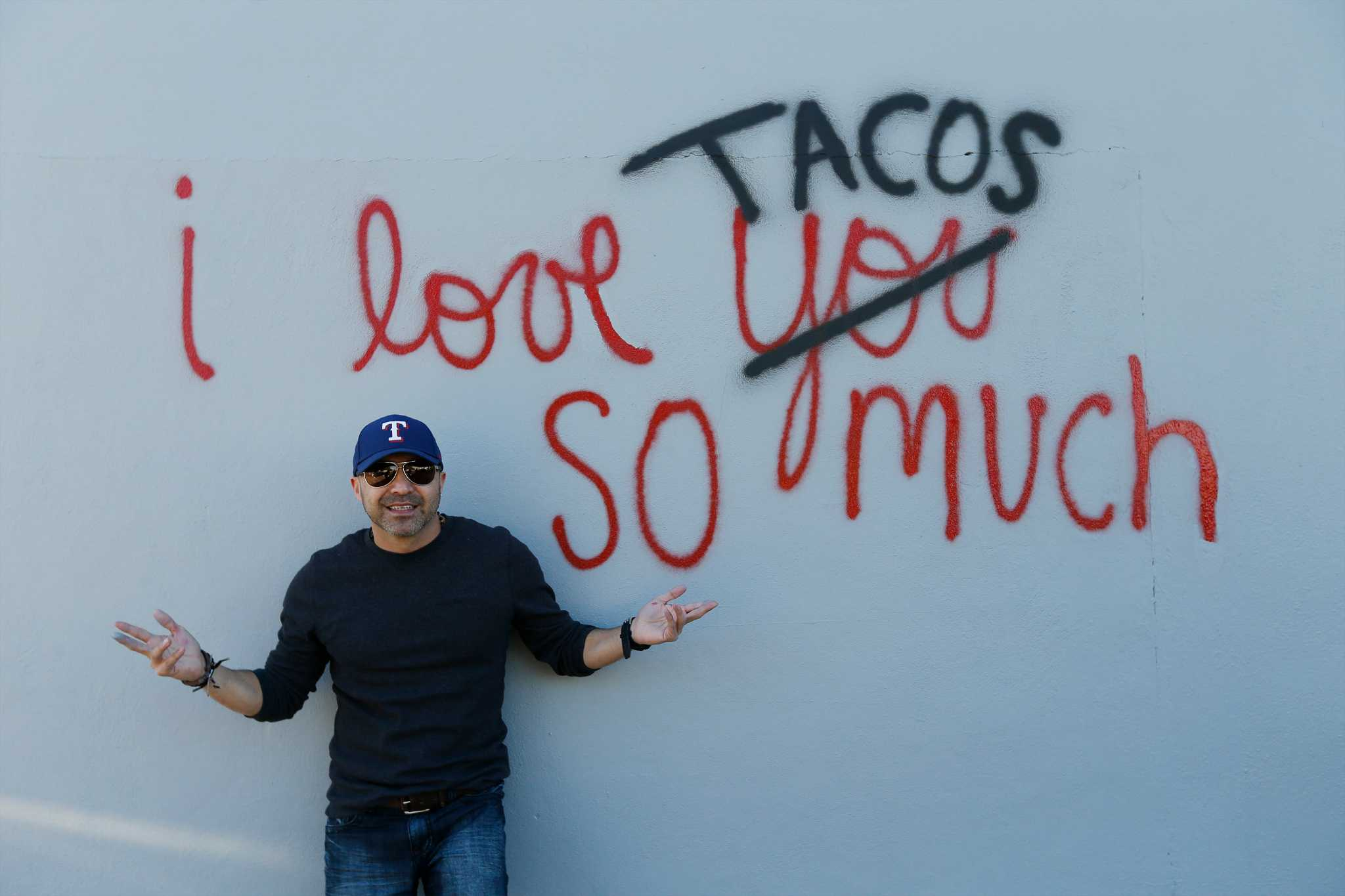 S A S Taco Wall Back In Place After Graffiti Crew Paints Over It