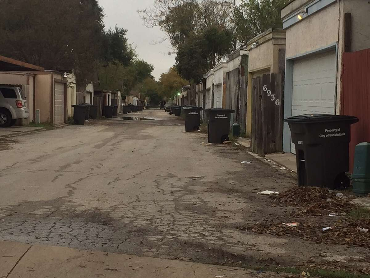 After years of unhealthy piles of garbage, trash service has arrived in Camelot II. The move is a first step toward welcome neighborhood improvement.