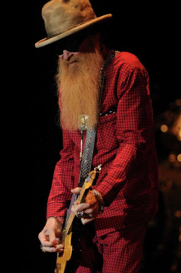 Billy Gibbons To Star In Car Show Houston Chronicle