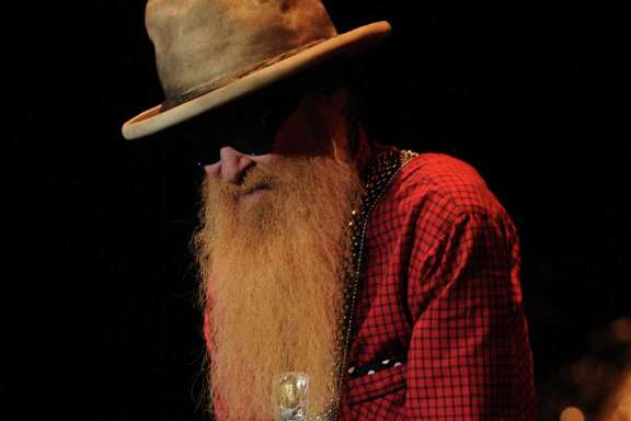 Billy Gibbons & the BFG's perform at the Cullen Performance Hall on the University of Houston campus Thursday Dec. 03, 2015.(Dave Rossman photo)