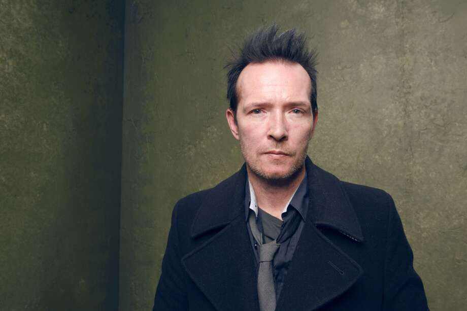 Musician Scott Weiland poses for a portrait at the Village at the Lift Presented by McDonald's McCafe during the 2015 Sundance Film Festival on January 24, 2015 in Park City, Utah.