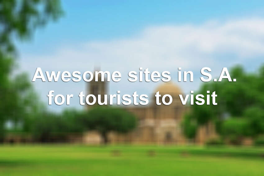 Awesome sites in S.A. for tourists to visit.